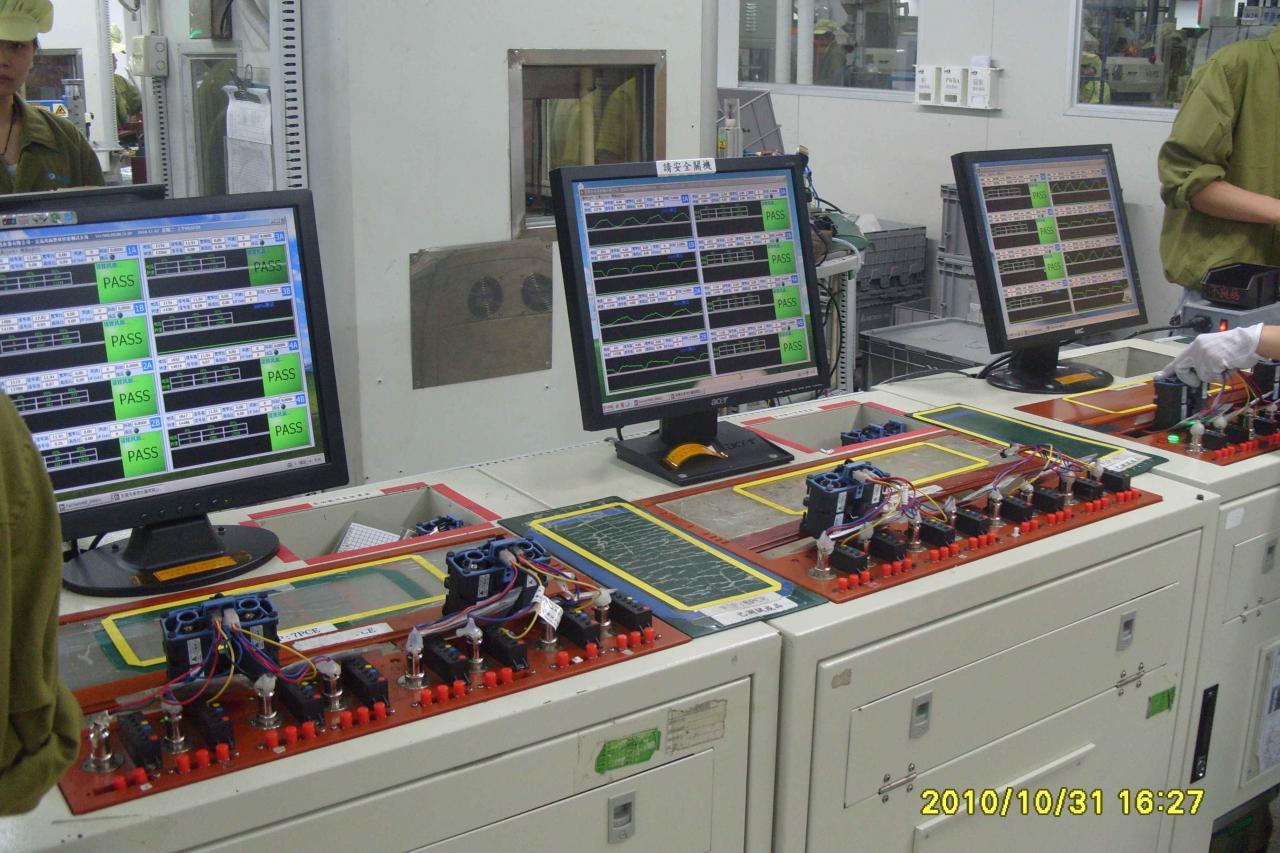 可检测各类直流无刷风扇,含普通型(无控速),pwm型,ffc型,压控