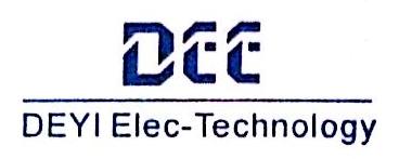 深圳市德仪电子科技有限公司 最新采购和商业信息