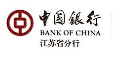 中国银行股份有限公司南京中央门支行