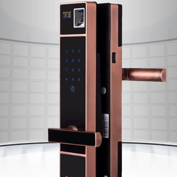 德爵科技全自动 智能锁 最新采购和商业信息