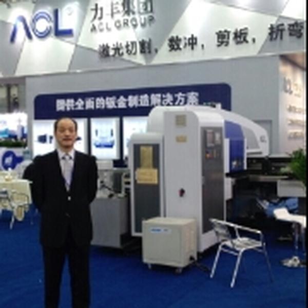 来自周涛发布的供应信息:钣金加工行业专用设备提供商:ACL力丰是... - 苏州苏力数控机床有限公司