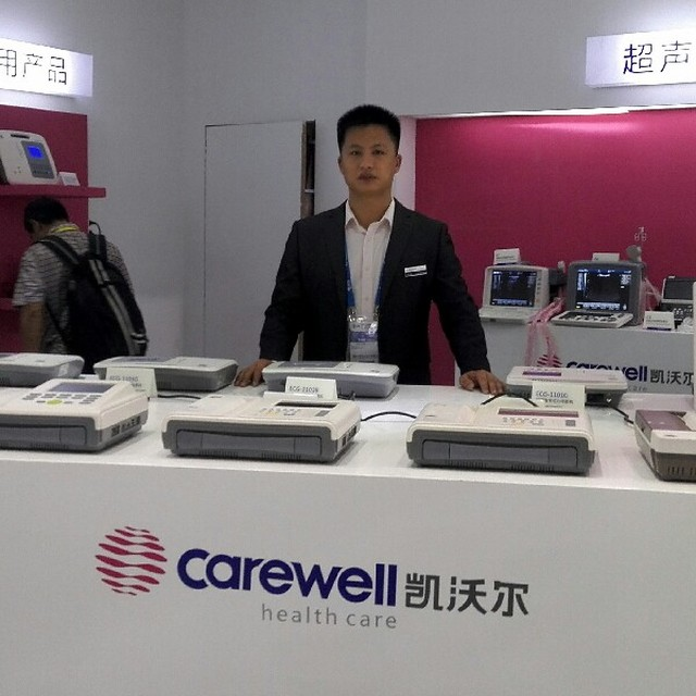 来自刘宋波发布的公司动态信息:Carewell凯沃尔:专注所以专业,品... - 深圳市凯沃尔电子有限公司