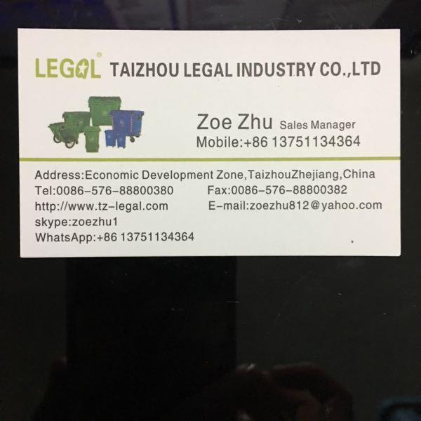 来自Zoe Zhu发布的供应信息:... - TAIZHU LEGAL INDUSTRY CO.,LTD