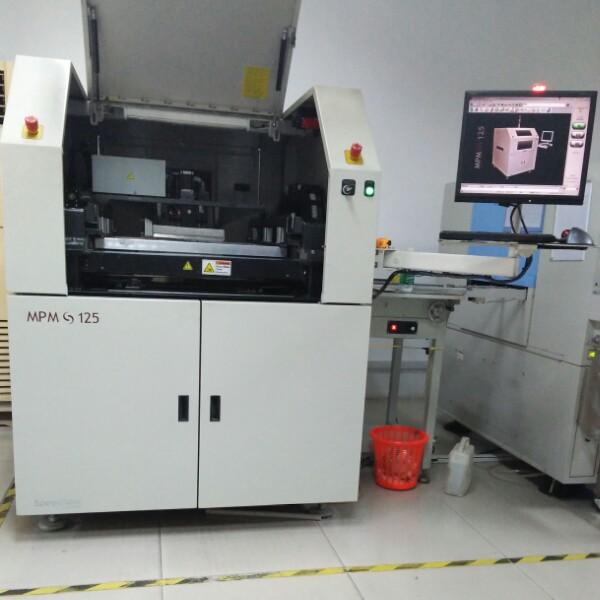 来自张强发布的供应信息:MPM印刷机,yamaha贴片机... - 深圳市威杰泰科技有限公司