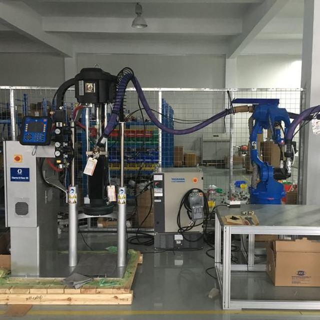 来自葛田平发布的公司动态信息:热熔胶机... - 常州科菲自动化科技有限公司