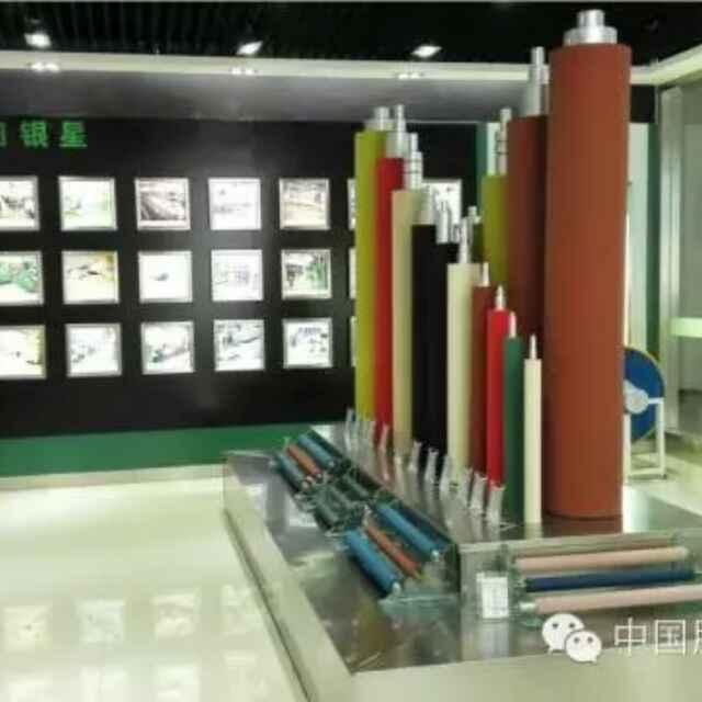 来自李际凯发布的公司动态信息:... - 河北春风银星胶辊有限公司