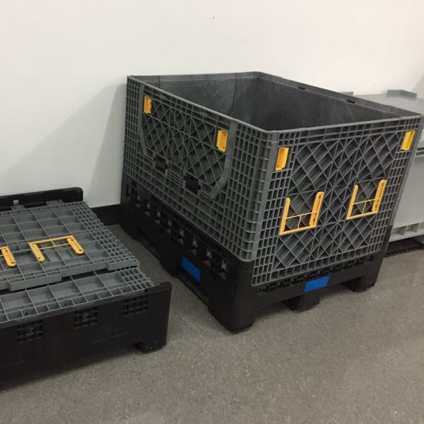 来自姚远发布的供应信息:塑料托盘 塑料卡板箱 塑料垃圾桶... - 上海力卡塑料托盘制造有限公司