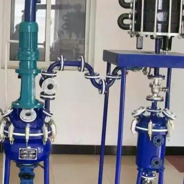 来自张广柱发布的供应信息:实验室微型反应冷凝回收系统... - 常州越虹化工设备有限公司