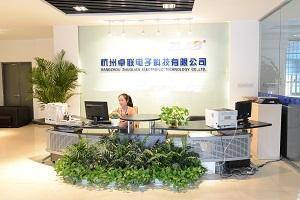浙江卓安自动化控制设备有限公司