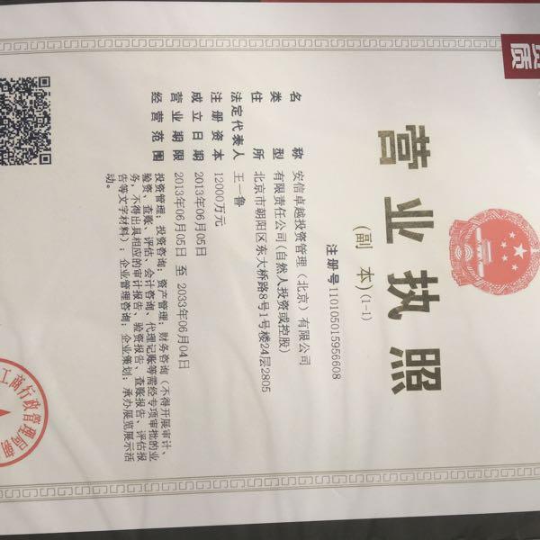 王文生 最新采购和商业信息