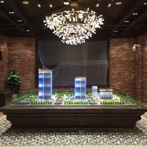 来自朱*发布的商务合作信息:房地产模型制作... - 南京阅筑艺术设计有限公司