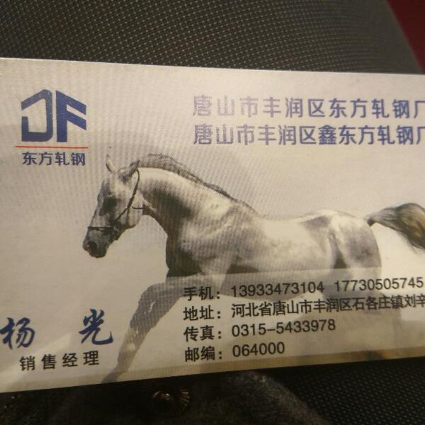 杨光 最新采购和商业信息