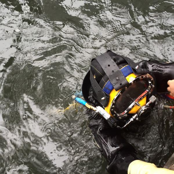 来自陈锋发布的公司动态信息:水下打捞、水下摄影拍摄、水下爆破、水下堵... - 温州市骄龙濳水工程有限公司