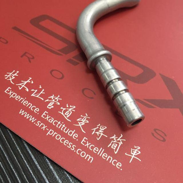 来自何**发布的供应信息:空调管路、刹车管路折弯成型整体解决方案... - 武汉思瑞法机器人制造有限公司